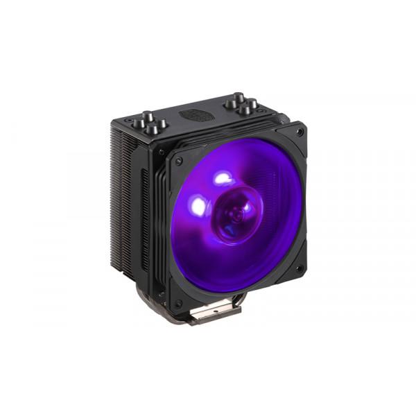 Cooler Master Hyper 212 RGB Black Edition Intel, AMD, CPU Air Cooler