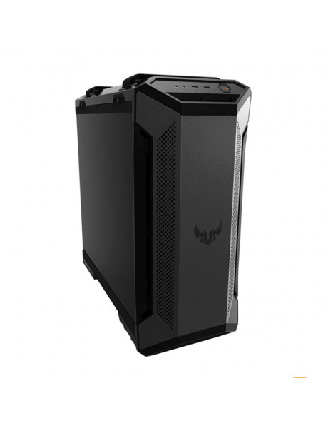 Asus TUF GAMING CASE GT501 Black, ATX, Power supply included No