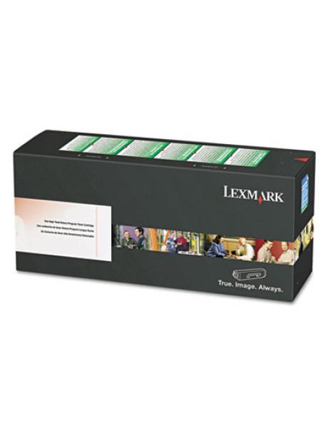 Lexmark 78C2XKE Extra High Yield Contract  Toner cartridge, Yellow