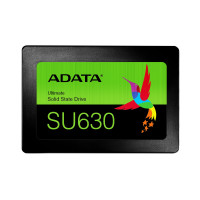 """ADATA Ultimate SU630 3D NAND SSD 480 GB, SSD form factor 2.5"""", SSD interface SATA, Write speed 450 MB/s, Read speed 520 MB/s"""