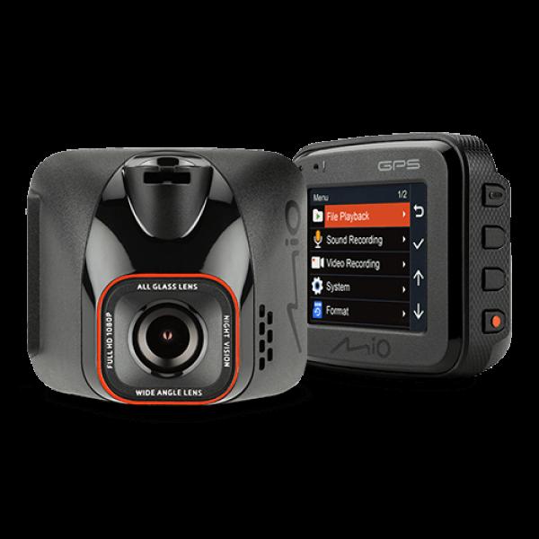 Mio DVR MiVue C570 Full HD 1080p, Movement detection technology