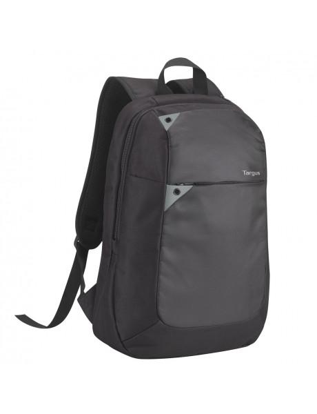 Targus Intellect  Fits up to size 15.6 , Grey/Black, Shoulder strap, Backpack