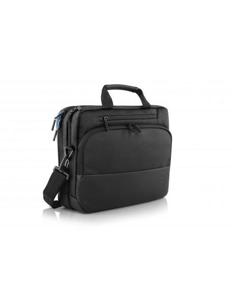 Dell Pro 460-BCMU Fits up to size 15 , Black, Shoulder strap, Messenger - Briefcase