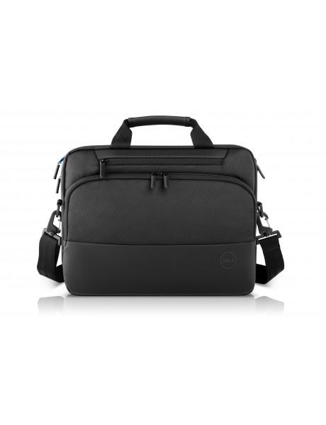 Dell Pro 460-BCMO Fits up to size 14 , Black, Shoulder strap, Messenger - Briefcase