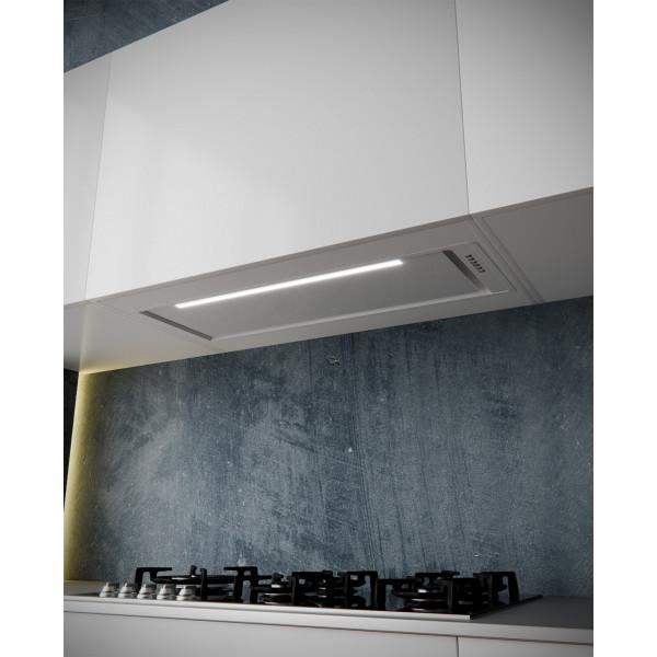 Sirius Hood SL 913 Energy efficiency class A, Canopy, Width 52 cm, 668 m³/h, Mechanical, White