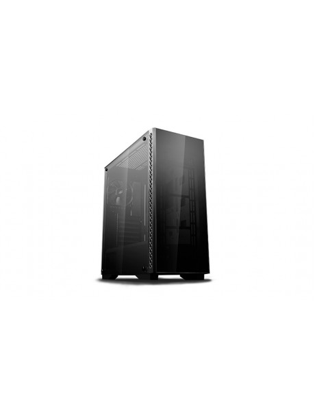 Deepcool MATREXX 50 Side window, Black, E-ATX, Power supply included No