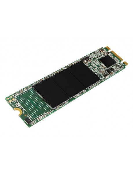 Silicon Power A55 256 GB, SSD interface M.2 SATA, Write speed 450 MB/s, Read speed 550 MB/s