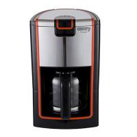 Camry Coffee maker CR 4406 Drip, 900 W, Black