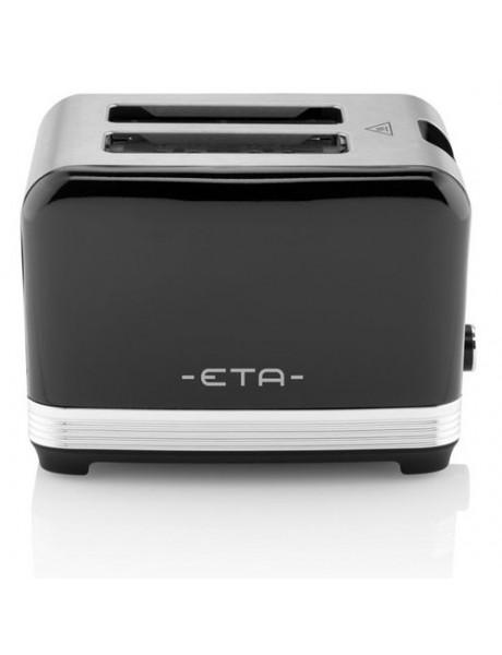 ETA STORIO Toaster ETA916690020 Black, Stainless steel, 930 W, Number of power levels 7,