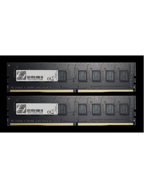 G.Skill 16GB (8GBx2) GB, DDR4, 2666 MHz, PC/server, Registered No, ECC No