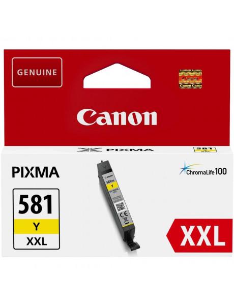 Canon CLI-581XXL Ink Cartridge, Yellow