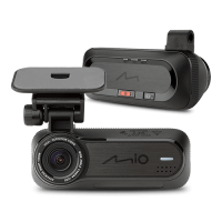 Mio DVR MiVue J85 WIFI GPS Drive Recorder Audio recorder, Wi-Fi