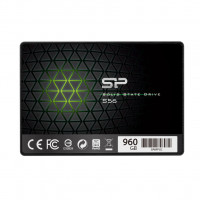 Silicon Power S56 480 GB, SSD form factor 2.5, SSD interface SATA, Write speed 530 MB/s, Read speed 560 MB/s