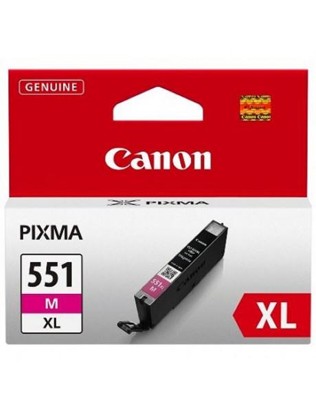 Canon CLI-551XL M Ink Cartridge, Magenta