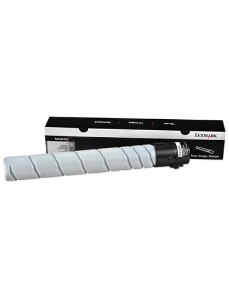 Lexmark 64G0H00 Cartridge, Black, 32500 pages