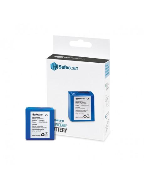 SAFESCAN LB-105 Blue, Suitable for Safescan 155i, 155-S and 165i