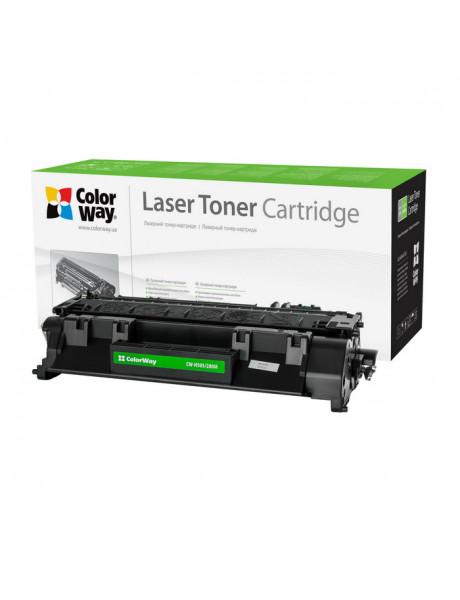 ColorWay Econom Toner Cartridge, Black, HP CE505A (05A)/CF280A (80A); Canon 719