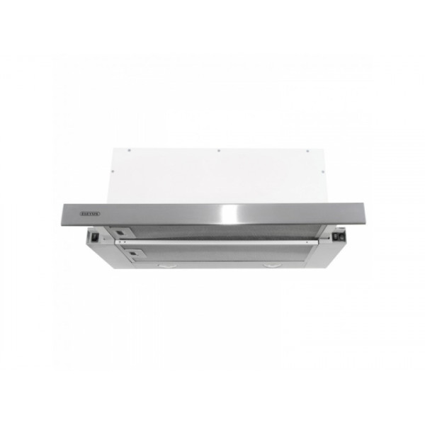 Eleyus Hood TLS L 15 200 60 IS (Storm 1200 60 IS LED) Energy efficiency class B, Telescopic, Width 60 cm, 775 m³/h, Mechanical, Inox, LED