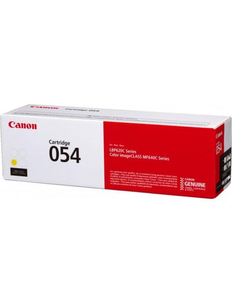 Canon 054 Toner cartridge, Yellow