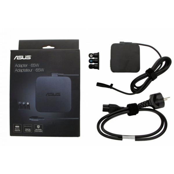 Asus U65W-01 Adapter (EU), 19 V, DS19 V / 3.42 A, 65 W