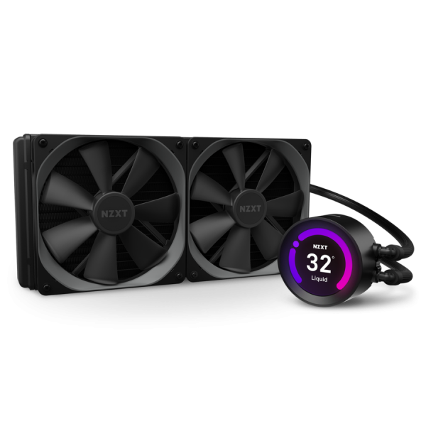 NZXT Kraken Z63 - 280mm AIO Liquid Cooler with RGB LED