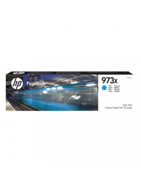 Ink Cartridge HP No.973X (F6T81AE) CY 7K OEM