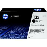 HP Toner Black 13X for LaserJet 1300-series (4.000 pages)