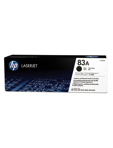 HP 83A for Laserjet Pro M125nw,M127fn,M127fw Toner Black (1.500pages)