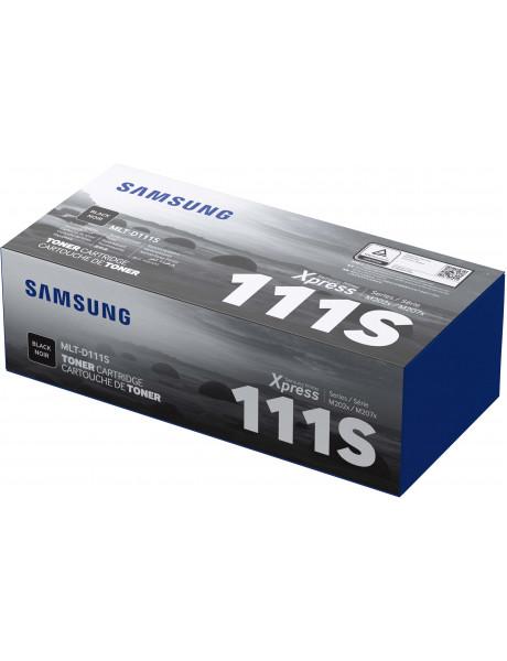 Samsung MLT-D111S Black Toner Cartridge 1000 pages