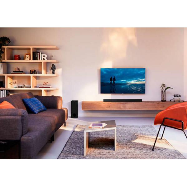 Philips Soundbar speaker HTL3320 3.1 CH wireless subwoofer Dolby Digital HDMI ARC 300W
