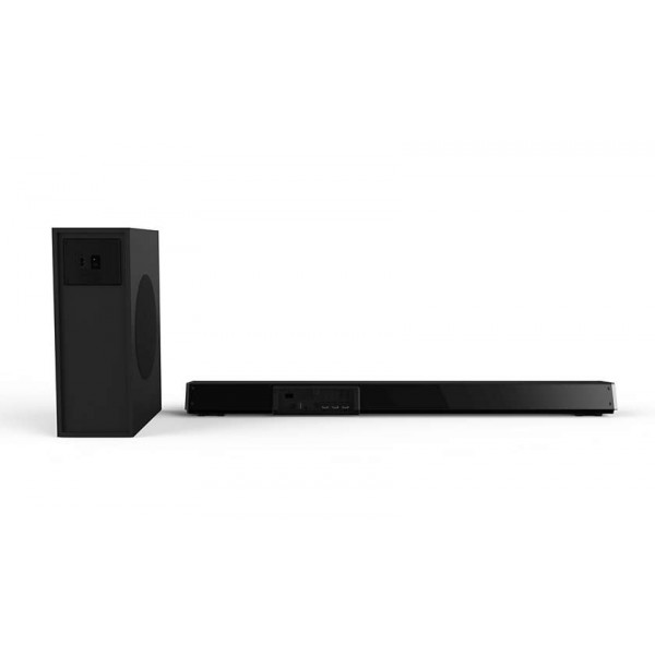 Philips Soundbar speaker TAPB603/10 3.1 CH wireless subwoofer, Dolby Atmos®, 2 HDMI In & HDMI out ARC, 320W