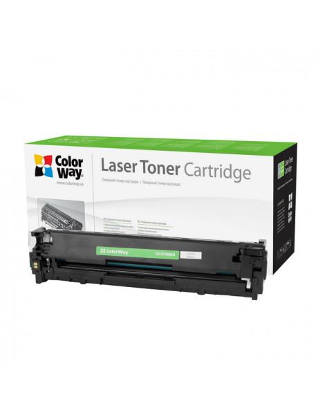ColorWay Econom Toner Cartridge, Black, HP CB540A/CF210A/CE320A; Canon 731Bk/716Bk