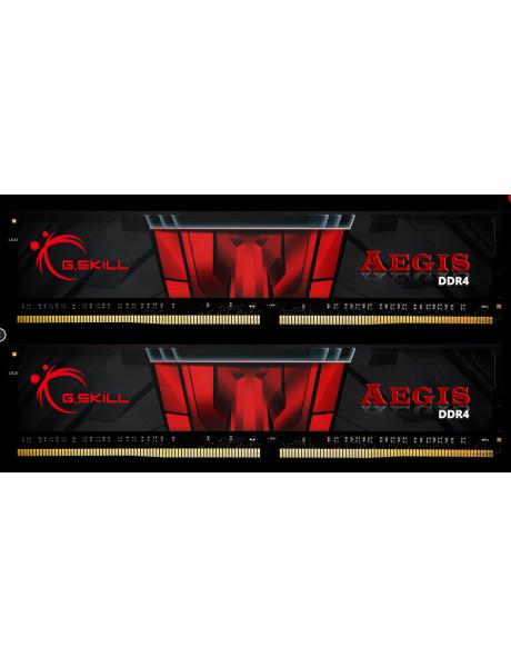 G.Skill Aegis  32 GB, DDR4, 3200 MHz, PC/server, Registered No, ECC No