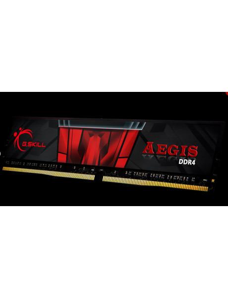 G.Skill Aegis  8 GB, DDR4, 3200 MHz, PC/server, Registered No, ECC No