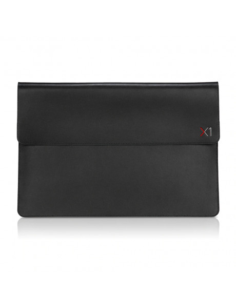 Lenovo ThinkPad X1 Carbon/Yoga Leather Sleeve Black