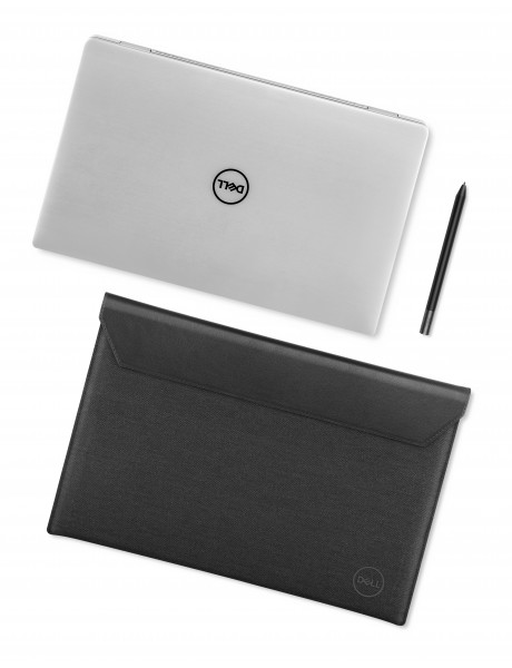 Dell Premier 460-BDCB Fits up to size 15 , Black/Grey, Sleeve