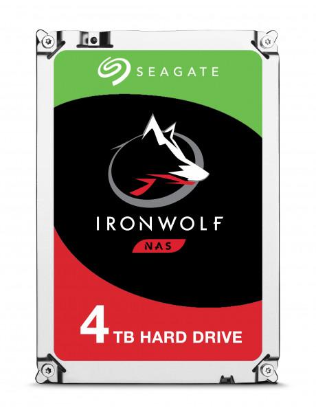 HDD SEAGATE IronWolf 4TB SATA 3.0 64 MB 5900 rpm 3,5 ST4000VN008