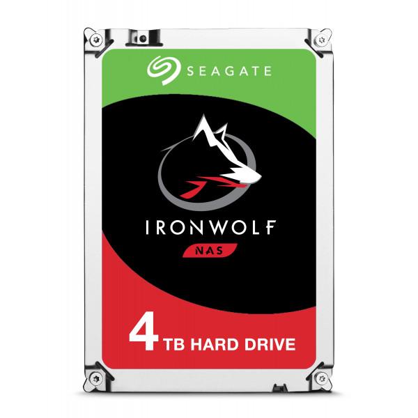 HDD|SEAGATE|IronWolf|4TB|SATA 3.0|64 MB|5900 rpm|3,5|ST4000VN008