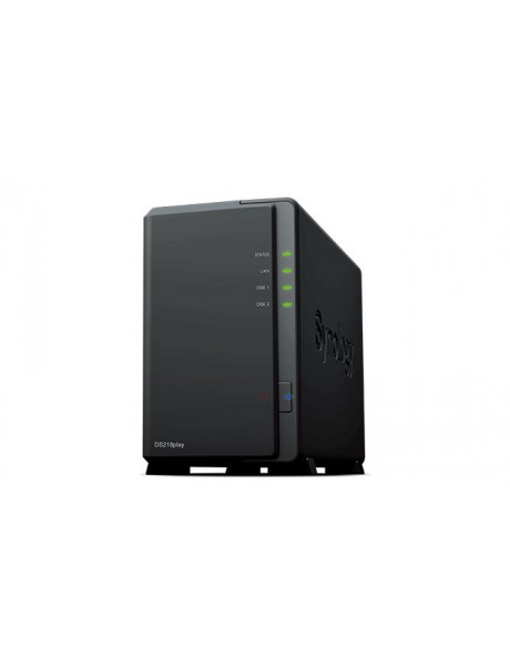 NAS STORAGE TOWER 2BAY/NO HDD USB3 DS218PLAY SYNOLOGY