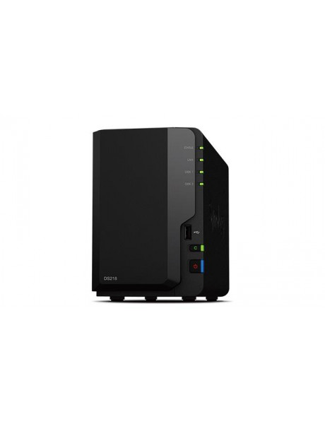 NAS STORAGE TOWER 2BAY/NO HDD USB3 DS218 SYNOLOGY
