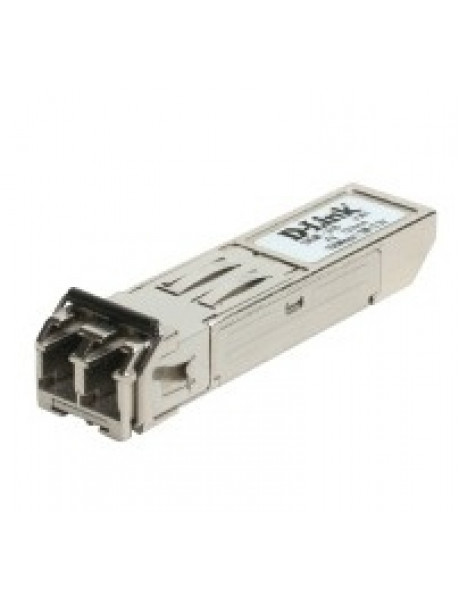 D-Link DEM-211 SFP, Multi-Mode Fiber, Dual LC, 10/100 Mbit/s, Wavelength 1310 nm, Maximum transfer distance 2000 m, 0 to +70C