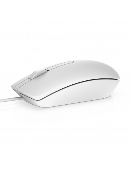 Dell Optical Mouse MS116 wired, White
