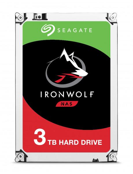 HDD SEAGATE IronWolf 3TB SATA 3.0 64 MB 5900 rpm 3,5 ST3000VN007