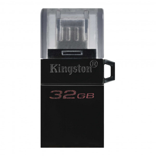 MEMORY DRIVE FLASH USB3.2/32GB DTDUO3G2/32GB KINGSTON