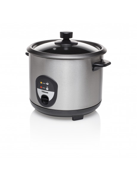 Tristar RK-6127 Rice cooker Black/Stainless steel, 500 W