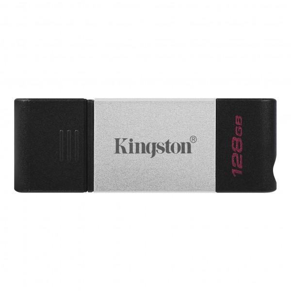 MEMORY DRIVE FLASH USB3.2/128GB DT80/128GB KINGSTON
