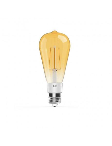 Yeelight Smart Filament Bulb ST64 500 lm, 6 W, 2700 K, LED, 100-240 V