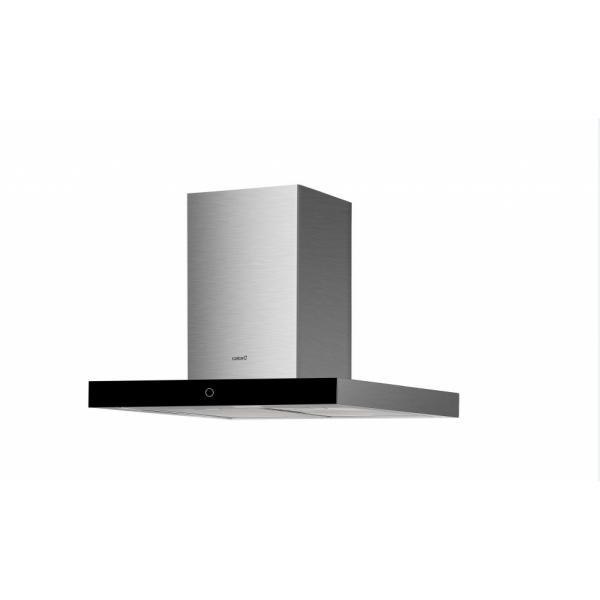 CATA Hood B6-T700 XGBK Energy efficiency class A, Wall mounted, Width 70 cm, 590 m³/h, Touch Control, Inox, LED