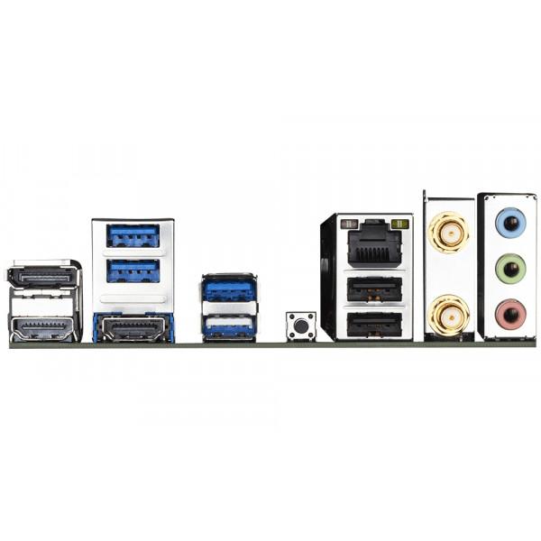 Gigabyte A520I AC Processor family AMD, Processor socket AM4, DDR4 DIMM, Memory slots 2, Number of SATA connectors 4 x SATA 6Gb/s connectors, Chipset AMD A, Mini-ITX