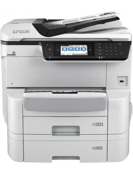 Epson Multifunctional printer WorkForce Pro WF-C8690DTWF Colour, Inkjet, A3+, Wi-Fi, Grey